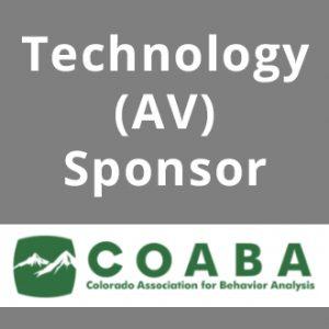 Technology Av Sponsor